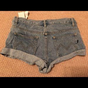 MINKPINK Shorts - MINKPINK denim shorts